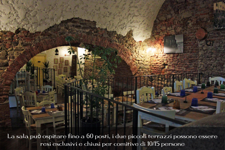 Il ristorante castiglione della pescaia la fortezza for Ristorante da antonietta castiglione della pescaia